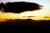 Cielo al tramonto sul paesaggio ennese.  - Nicosia (3477 clic)