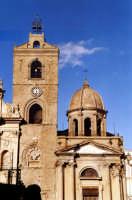 Piazza pricipale del paese  - Troina (3907 clic)