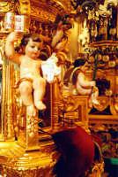 Festa di Sant'Agata. Particolare del cereo dei Macellai  - Catania (2503 clic)