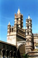 La Cattedrale.   - Palermo (1259 clic)