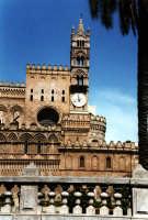 La Cattedrale.   - Palermo (1245 clic)