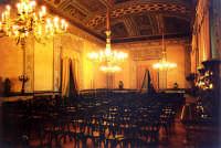 Palazzo dei Normanni. La sala gialla  - Palermo (3088 clic)