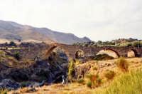 ponte saraceno  - Adrano (2280 clic)