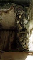 Ragusa Ibla, particolare di un palazzo RAGUSA Paola Bertoncini