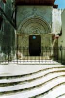 Ragusa Ibla, il portale di S. Giorgio  - Ragusa (1953 clic)