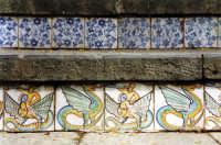 Particolare della scalinata  - Caltagirone (2961 clic)