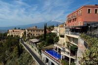 Taormina, Panoramica vista Etna (421 clic)