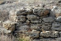 Isola di Mozia, Muri di Cinta epoca Fenicia (444 clic)