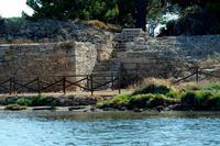 Isola di Mozia, Muri di Cinta epoca Fenicia (539 clic)