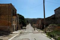 Poggioreale Vecchia, Ruderi terremoto 1968 (432 clic)