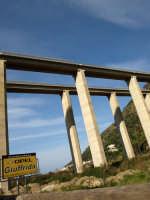 Ponte Autostrada Messina Palermo A19 in prossimita' di Brolo (ME)  - Brolo (9564 clic)