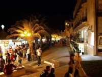 Notturno del Lungomare Anrdea Doria di Marina di Ragusa  - Marina di ragusa (4669 clic)
