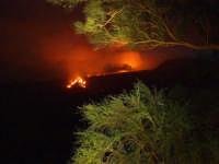 Eruzione Dell'Etna del Giugno 2008  - Fornazzo (3960 clic)