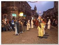 Linguaglossa, I°Sfilata Storica di Natale. (2451 clic)