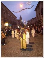 Linguaglossa, I°Sfilata Storica di Natale. (2873 clic)