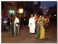 Linguaglossa, I°Sfilata Storica di Natale. (2803 clic)