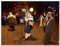 Linguaglossa, I°Sfilata Storica di Natale. (4965 clic)