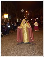 Linguaglossa, I°Sfilata Storica di Natale. (3266 clic)
