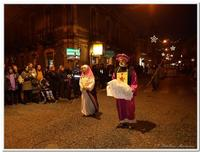 Linguaglossa, I°Sfilata Storica di Natale. (4286 clic)