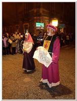 Linguaglossa, I°Sfilata Storica di Natale. (3742 clic)