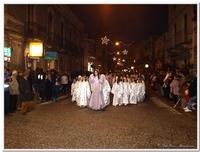 Linguaglossa, I°Sfilata Storica di Natale. (3392 clic)