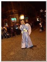 Linguaglossa, I°Sfilata Storica di Natale. (4281 clic)