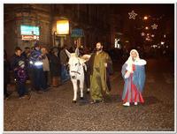 Linguaglossa, I°Sfilata Storica di Natale. (5796 clic)