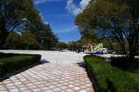 Piazza Giardini Linguaglossa, Restaurata da Poco   - Linguaglossa (2625 clic)