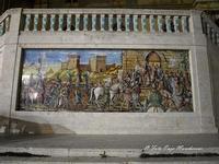 Mosaico di Caltagirone  CALTAGIRONE Enzo Maccheroni