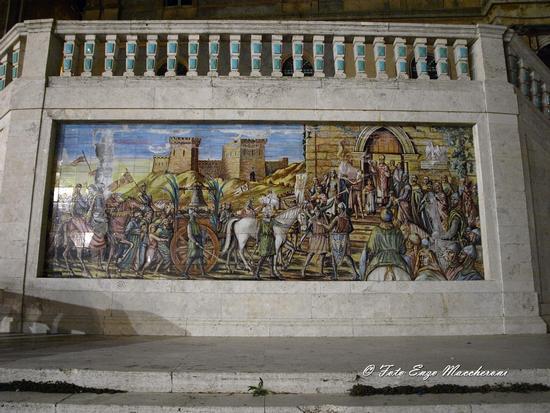 Mosaico di Caltagirone - CALTAGIRONE - inserita il 26-Nov-12