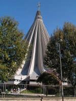 Santuario della Madonna delle lacrime. Santuario della Madonna delle lacrime.  - Siracusa (3721 clic)