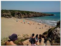 Spiaggia Calamosche, Vendicari (10655 clic)