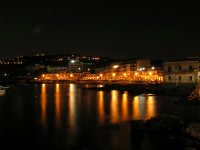 Panoramica notturna costa Capomulini  - Capo mulini (4988 clic)