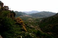 Vista Panoramica Della Valle Dell'Alcantara, Parco Fluviale Dell'Alcantara.  - Motta camastra (3461 clic)