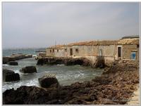 Scorcio di Vecchie Abitazione dei Pescatori Scorcio di Abitazione di Pescatori, oggi centro storico di Marzamemi  - Marzamemi (5921 clic)