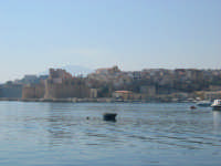 Il porto visto dal mare.  - Castellammare del golfo (1133 clic)