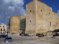 Salemi:Il Castello in piazza Alicia.  - Salemi (3015 clic)
