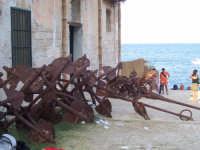 Scopello: la tonnara, oggi stupenda spiaggia  - Scopello (2105 clic)