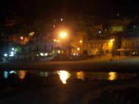 Il porto di Selinunte visto dal mare,in una calda sera di Agosto.  - Selinunte (4300 clic)