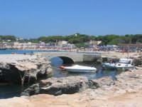 Favignana:Libo Burrone, sciaggetta con sabbia bianca  - Favignana (4238 clic)