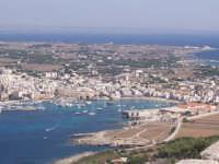 Favignana: Veduta panoramica sull'Isola, dal Monte Santa Caterina  - Favignana (3634 clic)