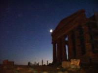 I Templi di Agrigento;suggestivi al tramontar del sole   - Valle dei templi (4070 clic)