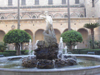 La fontana della Cattedrale di Monreale  - Monreale (6019 clic)