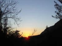 Il tramonto nella vallata di San Giuseppe Jato  - San giuseppe jato (4038 clic)