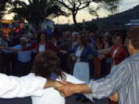 Raduno Fafit, balli finali con i componenti dell' Ass. leoni Reali  - Gualtieri sicaminò (4286 clic)