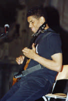 stanley jordan in concerto a messina  - Messina (1124 clic)