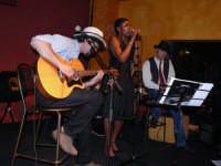 dailù miller trio at the art & jazz caffè  - Catania (1337 clic)