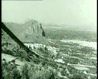 veduta Borgetto anni 50   - Borgetto (7149 clic)