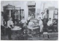 Bottega di fallegname anni 20-30  - Borgetto (7121 clic)