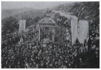 processione MMSS del Romitello anni 30  - Borgetto (5811 clic)